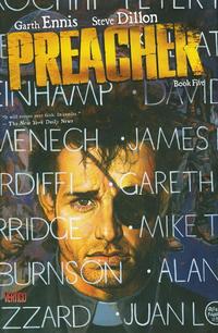 Cover Thumbnail for Preacher (DC, 2009 series) #5