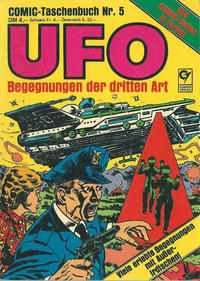 Cover Thumbnail for UFO (Condor, 1978 series) #5