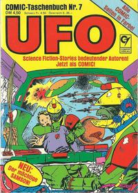 Cover for UFO (Condor, 1978 series) #7