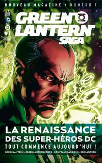 Cover Thumbnail for Green Lantern Saga (Urban Comics, 2012 series) #1