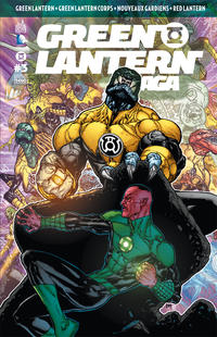 Cover Thumbnail for Green Lantern Saga (Urban Comics, 2012 series) #3