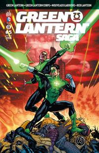 Cover Thumbnail for Green Lantern Saga (Urban Comics, 2012 series) #5