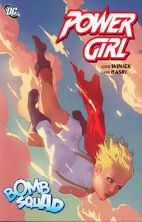 Cover Thumbnail for Power Girl: Bomb Squad (DC, 2011 series)