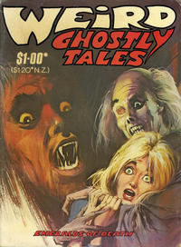 Cover Thumbnail for Weird Ghostly Tales (Gredown, 1984 ? series)