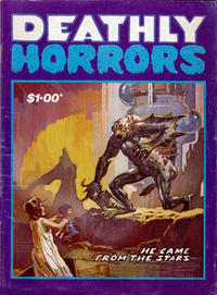 Cover Thumbnail for Deathly Horrors (Gredown, 1982 ? series)