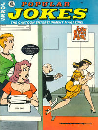Cover Thumbnail for Popular Jokes (Marvel, 1961 series) #20