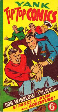 Cover Thumbnail for Yank Tip Top Comics (Ayers & James, 1941 ? series)