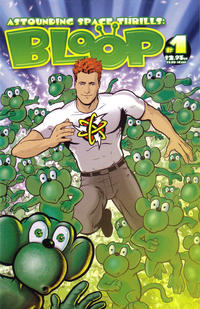 Cover Thumbnail for Astounding Space Thrills: Bloop (Day One, 2004 series) #1