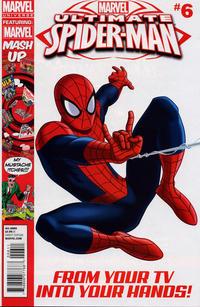 Cover for Marvel Universe Ultimate Spider-Man (Marvel, 2012 series) #6
