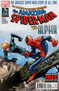 Cover Thumbnail for The Amazing Spider-Man (Marvel, 1999 series) #694