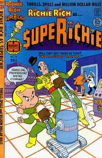 Cover Thumbnail for Superichie (Harvey, 1976 series) #15
