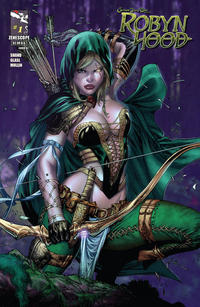 Cover Thumbnail for Grimm Fairy Tales Presents Robyn Hood (Zenescope Entertainment, 2012 series) #1
