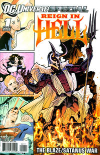 Cover Thumbnail for DC Universe Special: Reign in Hell (DC, 2008 series) #1