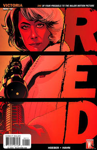 Cover Thumbnail for Red: Victoria (DC, 2010 series)