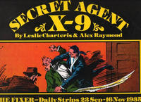Cover Thumbnail for Secret Agent X-9:  The Fixer (Pacific Comics Club, 1980 ? series)