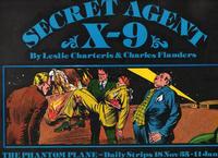 Cover Thumbnail for Secret Agent X-9:  The Phantom Plane (Pacific Comics Club, 1980 ? series)