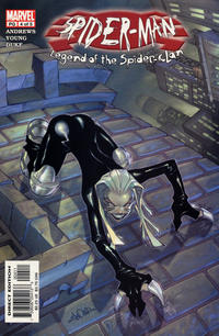 Cover Thumbnail for Spider-Man: Legend of the Spider-Clan (Marvel, 2002 series) #4