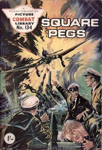 Cover Thumbnail for Combat Picture Library (Micron, 1960 series) #134