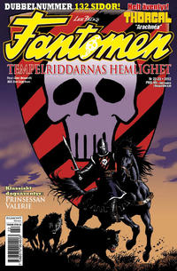 Cover Thumbnail for Fantomen (Egmont, 1997 series) #22-23/2012