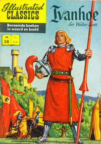 Cover Thumbnail for Illustrated Classics (Classics/Williams, 1956 series) #38 - Ivanhoe [HRN 163]