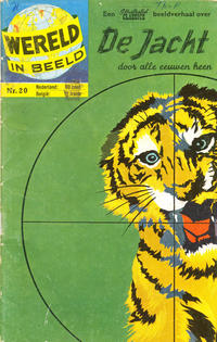 Cover Thumbnail for Wereld in beeld (Classics/Williams, 1960 series) #20 - De jacht