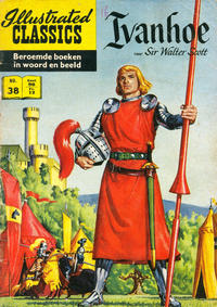 Cover Thumbnail for Illustrated Classics (Classics/Williams, 1956 series) #38 - Ivanhoe [HRN 155]