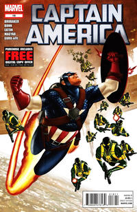 Cover Thumbnail for Captain America (Marvel, 2011 series) #18