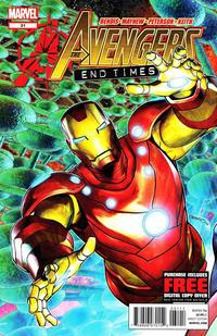 Cover Thumbnail for Avengers (Marvel, 2010 series) #31 [Brandon Peterson Cover]