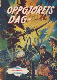 Cover for Commandoes (Fredhøis forlag, 1962 series) #v2#47