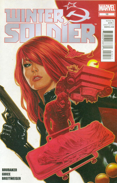 Cover for Winter Soldier (Marvel, 2012 series) #10