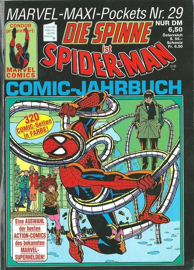 Cover for Marvel-Maxi-Pockets (Condor, 1980 series) #29