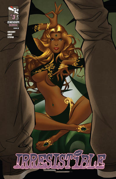 Cover for Irresistible (Zenescope Entertainment, 2012 series) #3 [Cover B]