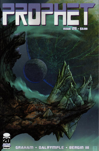 Cover for Prophet (Image, 2012 series) #29
