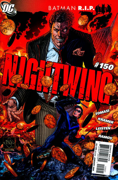 Cover for Nightwing (DC, 1996 series) #150 [Ethan Van Sciver Variant Cover]