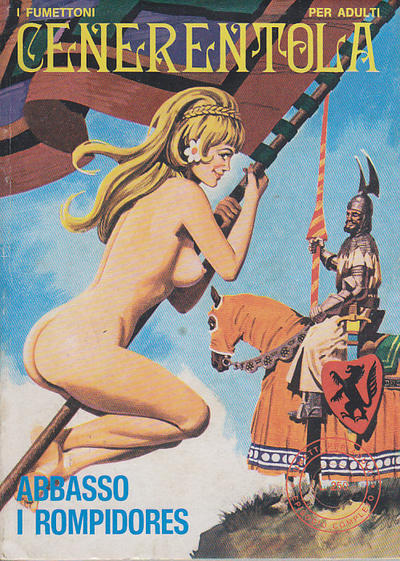 Cover for Cenerentola (Edifumetto, 1974 series) #7