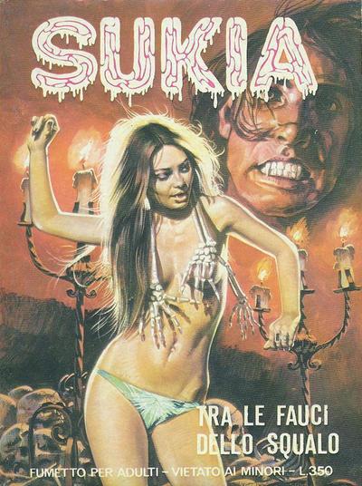 Cover for Sukia (Edifumetto, 1978 series) #19