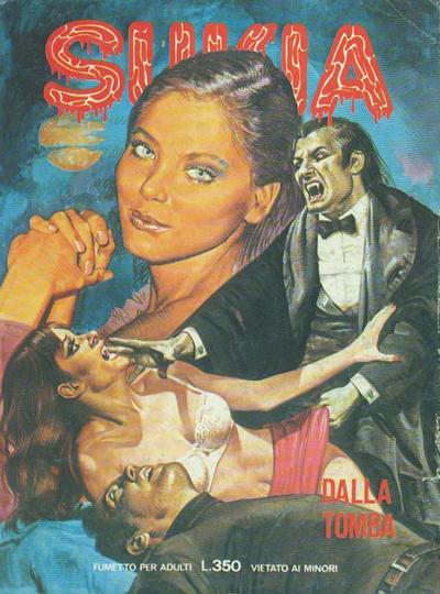 Cover for Sukia (Edifumetto, 1978 series) #23