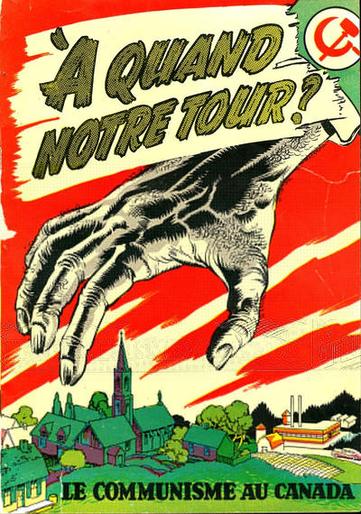 Cover for À Quand Notre Tour? (Fides, 1947 series) #[nn]