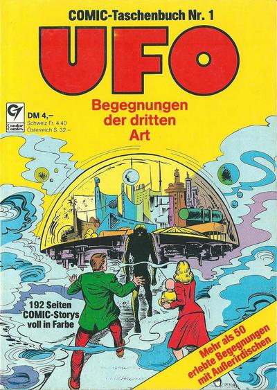 Cover for UFO (Condor, 1978 series) #1