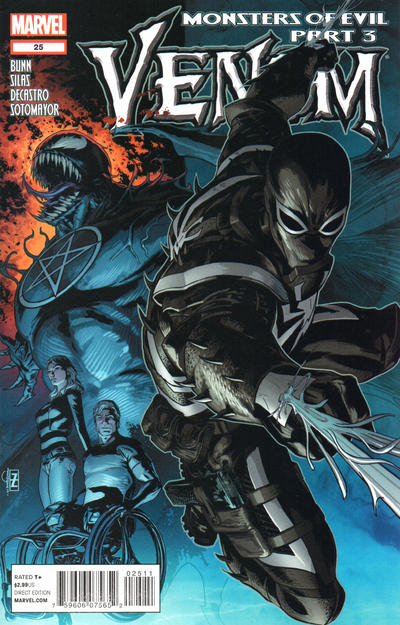 Cover for Venom (Marvel, 2011 series) #25