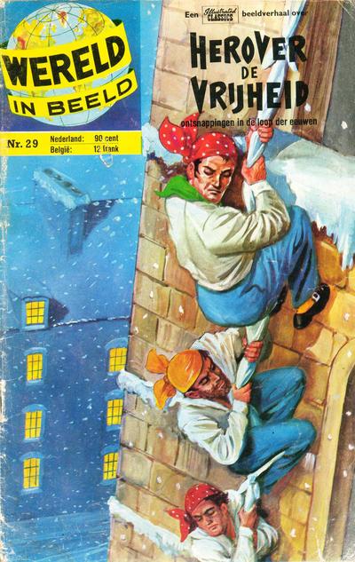 Cover for Wereld in beeld (Classics/Williams, 1960 series) #29 - Herover de vrijheid
