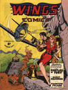 Cover for Wings Comics (Streamline, 1951 series) #[104]