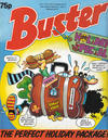 Cover for Buster Holiday Special (IPC, 1971 series) #1989