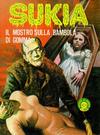Cover for Sukia (Edifumetto, 1978 series) #47