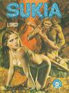 Cover for Sukia (Edifumetto, 1978 series) #54