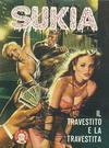 Cover for Sukia (Edifumetto, 1978 series) #55