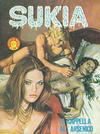 Cover for Sukia (Edifumetto, 1978 series) #62