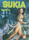 Cover for Sukia (Edifumetto, 1978 series) #65