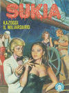 Cover for Sukia (Edifumetto, 1978 series) #71