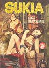Cover for Sukia (Edifumetto, 1978 series) #87